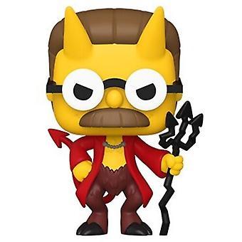 Simpsons - Djävulen Flandern USA import