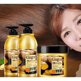 Ginger Essence Hair Nourishing Conditioner And Shampoo Set