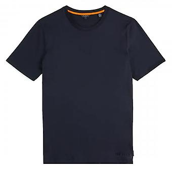 Тед Бейкер Только экипаж шеи футболка военно-морского флота