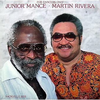 Mance/Rivera - For Dancers Only [CD] USA import