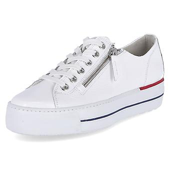 Paul Green 5006018KNAUTSCHLACKWHITESILBER 5006018KnautschlackWhiteSilber universal all year women shoes