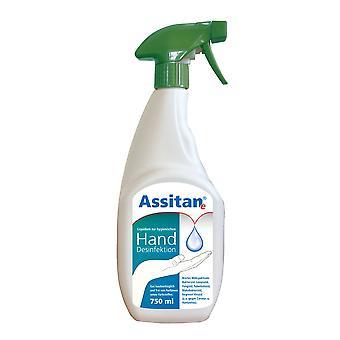 FRUNOL DELICIA® Assitan® Handdesinfectie, 750 ml