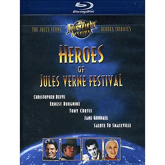 Heroes of Jules Verne Festival [BLU-RAY] USA import