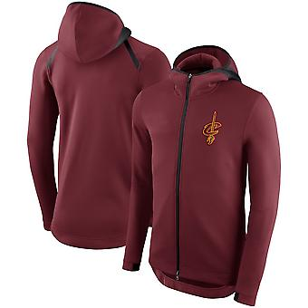 Cleveland Cavaliers Showtime Therma Flex Performance Full-Zip Hoodie 3YT053