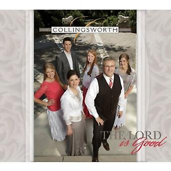 Collingsworth Family - Lord Is Good [CD] USA import