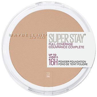 Maybelline Superstay 24 Hour Matte Powder Waterproof 9g - 30 Sand