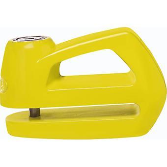 Abus Element 285 Yellow Motorcycle Brake Disc Lock 5mm