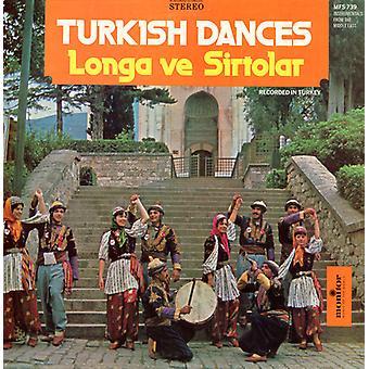 Regal Orchestra - Longa Ve Sirtolar [CD] USA import