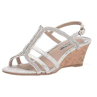 RIALTO Women's Wedge Dress Sandal