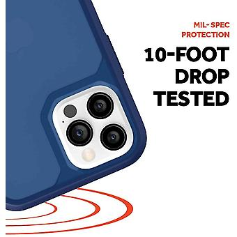 Griffin Survivor Strong GIP-048-NVY Protective Case for iPhone 12 & 12 Pro - Navy