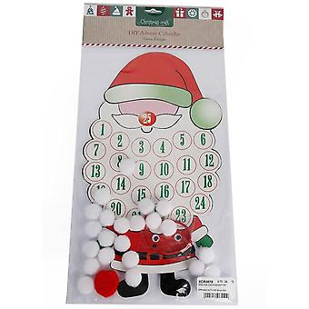 Something Different Santa Claus Christmas Advent Calendar
