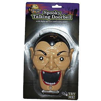 Dracula talking doorbell