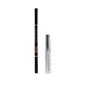 Better together brow kit (brow wiz 0.085g + mini clear brow gel 2.5ml) # taupe 258746 2pcs