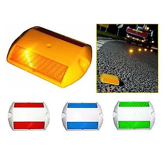 Abs Plastic Pavement Reflecting Cat Eyes Road Stud Universal Side Marker