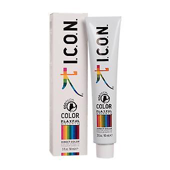 Colorant permanent I.c.o.n. True Blue (90 ml)