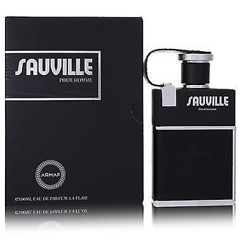 Armaf Sauville Eau De Parfum Spray Af Armaf 3.4 oz Eau De Parfum Spray