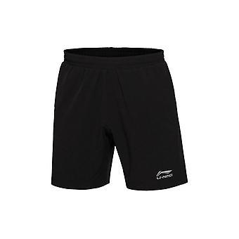 Herren Badminton Wettbewerb Shorts, Regular Fit, Atmungsaktiv