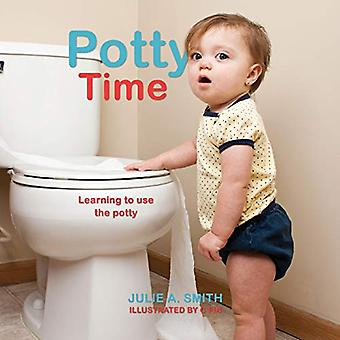 Potty by Julie a Smith - 9781498452892 Book