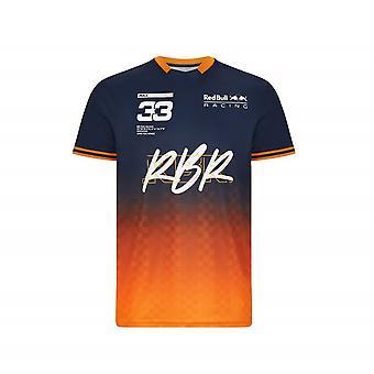 Red Bull Racing F1™ Max Verstappen Sportswear T-shirt Navy Blue 2021