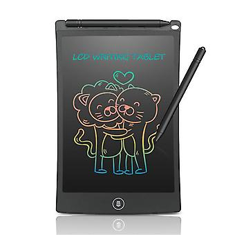 Newyes mini 8.5 inch colorfull lcd electronic writing tablet digital drawing handwriting pad for baby education/schedule record