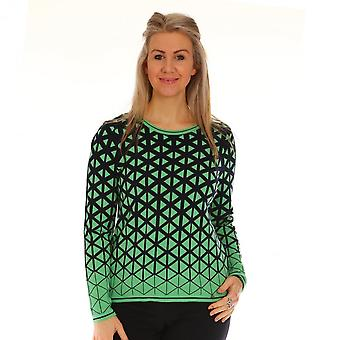 GOLLEHAUG Gollehaug Green Sweater 11069
