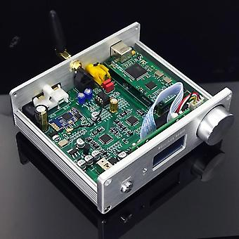 Breeze Audio Dac Su9 Digitaalinen dekooderi Dual Ak4493eq Tuki Dsd512 Bluetooth5.0