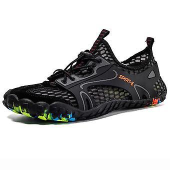 Wearproof Rubber Trekking, Water Sports Sneakers, Soft Grip Shoes
