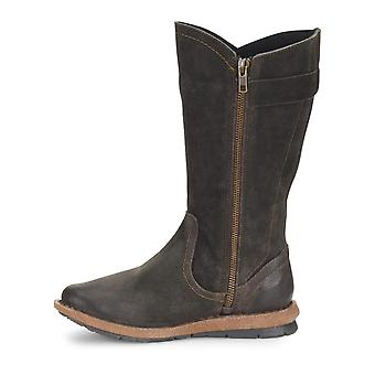 B.O.C Womens Tonic Leather Round Toe Mid-Calf Cold Weather Boots