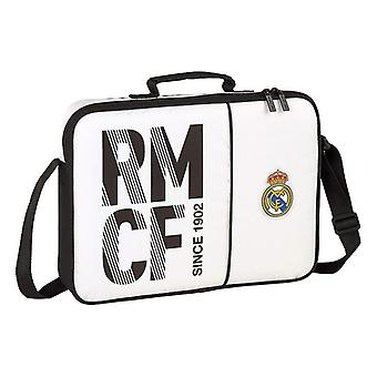 Mallette Real Madrid C.F. White Black (6 L)