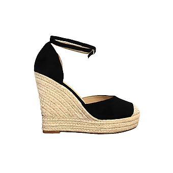 Sandálias de cunha feminina