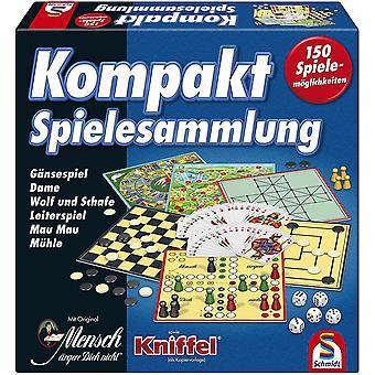 HanFei 49188 Kompakt Spielesammlung