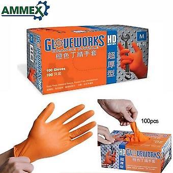 AMMEX 100pcs Einweghandschuhe