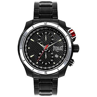 Everlast Analog Watch Unisex Adult Quartz with Stainless Steel Strap EVER33-101-103