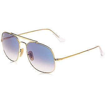 Ray-Ban RB 3561 Sunglasses, Gold, 57 mm Unisex-Adult(2)