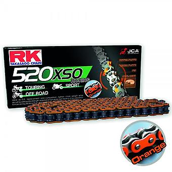 RK Chain Orange 520XSO2 120 520XSO X 3011460ORK Orangex RK520XSO Heavy