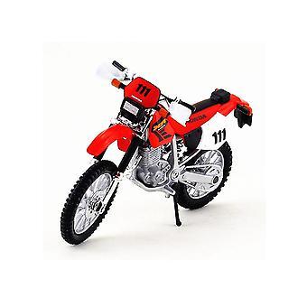 Honda XR400 R Diecast modell motorcykel