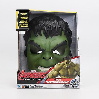Hulk und Iron Man Stimme Wechsler Maske