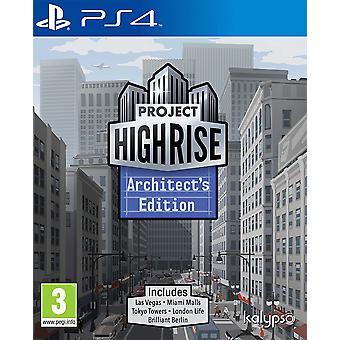 Project Highrise Architect's Edition PS4 Game