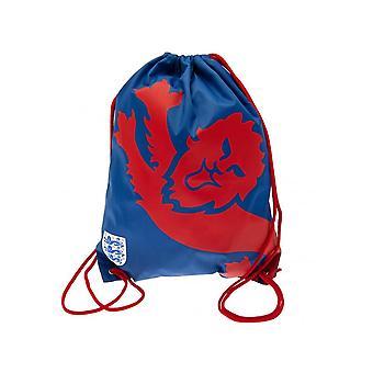 England Red Lion Draw String Gym Väska