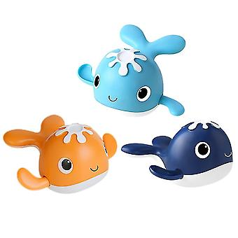 11.5X11.5x6cm assorted color 3pcs bathing toys baby bath supply children bathing toys shower playthings dt2346