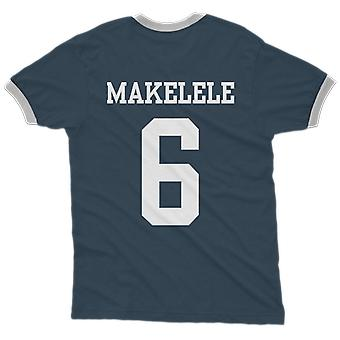 Claude makelele 6 france country ringer t-shirt