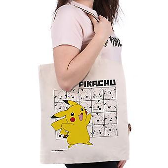 Pokemon Pikachu Tas