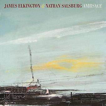James Elkington & Nathan Salsburg - Ambsace CD