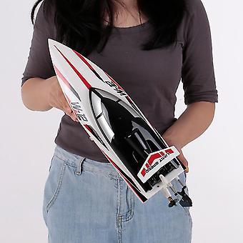 Barco Radio-controlled, Brinquedo de Controle Remoto de Motor de Alta Velocidade, Barcos de Corrida Rc