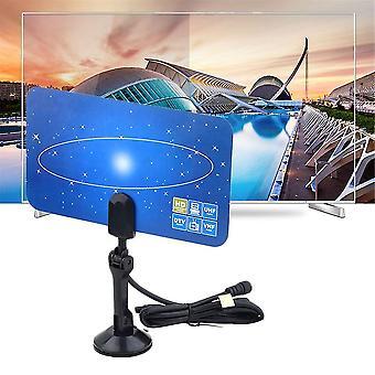 Digitale Indoor-TV-Antenne Hdtv Dtv Box bereit Hd Vhf Uhf Flat Design High Gain
