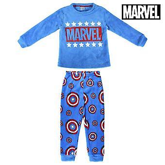 Children's Pyjama Marvel Blue