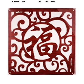 Wooden Carved Cutout Carving Room Wall Dividers Partitions