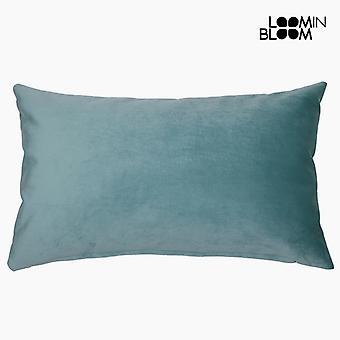 Cushion Velvet (30 x 50 x 10 cm) Polyester Green