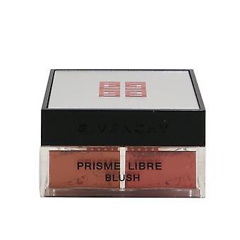 Givenchy Prisme Libre Blush 4 Color Loose Powder Blush - # 3 Voile Corail (Coral Orange) 4x1.5g/0.0525oz