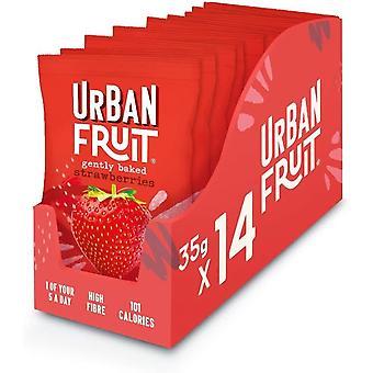 Städtisches Obst (SP) Erdbeere 35g x14